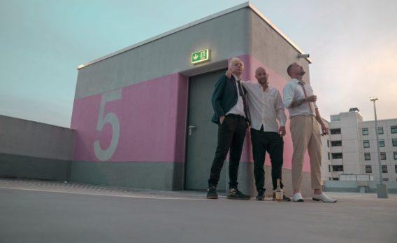 """Olympya mit neuer Single und Video """"Heute Nacht"""""""